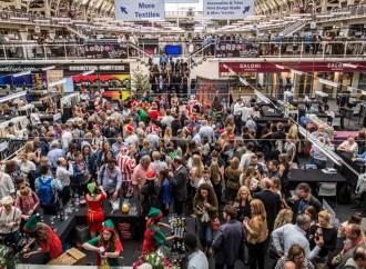 The London Textile Fair coglie nel segno