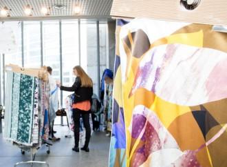 Cernobbio, torna Comocrea Textile Design