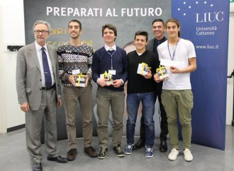 Business Game, vince Rimini