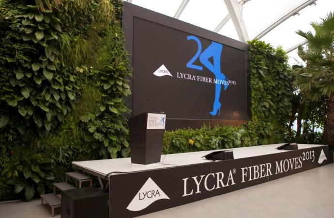 Lycra Fiber Moves, parola alla tecnologia