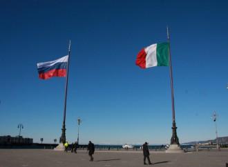 Russia, il made in Italy va meno peggio degli altri