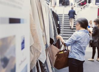 The London Textile Fair, la carica dei 400