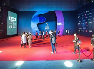 Linkingplus alla settimana della moda di Xiamen