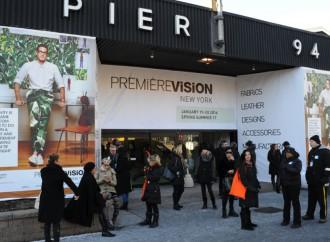 Première Vision porta l'inverno a New York