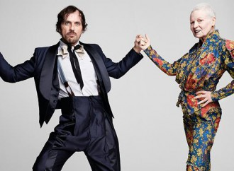 Vivienne Westwood lascia Milano per Londra