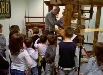 Museo della seta di Como, una domenica dedicata alle famiglie