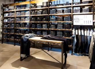 Wrangler, tre anni per 50 nuovi negozi in Russia