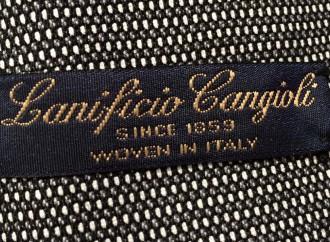 Al lanificio Cangioli lo Stefanino d'oro 2016