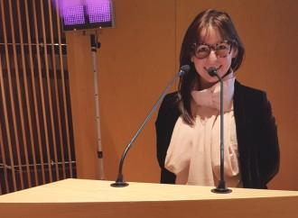 Alessandra Guffanti <br> La voce dei giovani imprenditori
