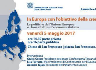 Confindustria Toscana Nord: si prepara l'assemblea e l'elezione