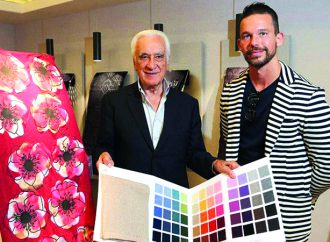 Leandro Gualtieri <br> Filpucci: 50 years of precious threads