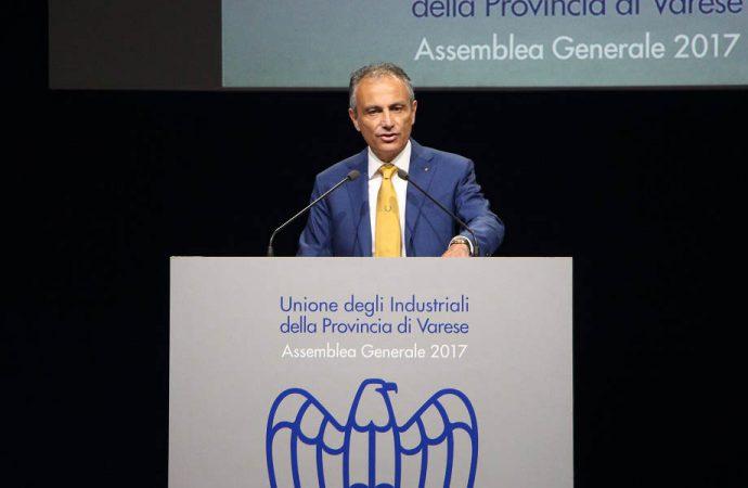 Gli industriali di Varese preoccupati per il rallentamento