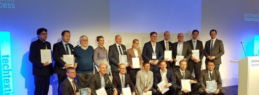 Techtextil Innovation Award, via alla corsa ai premi