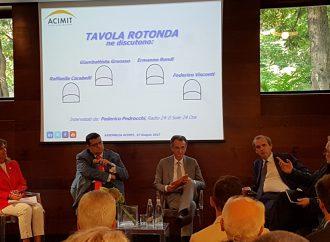 Alessandro Zucchi è il nuovo presidente di Acimit