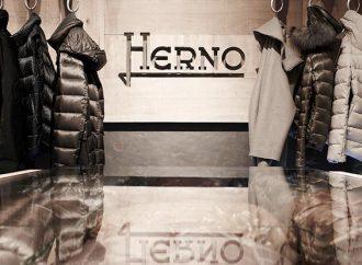 Herno, tutto pronto per lo store di New York