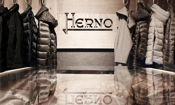 Herno, tutto pronto per lo store di New York