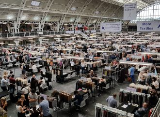 The London Textile Fair starts off the industry exhibition season