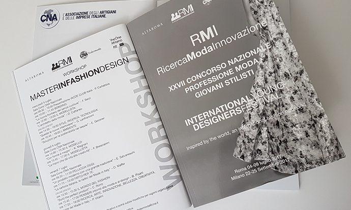 RMI – Ricerca Moda Innovazione raddoppia: concorso e start up