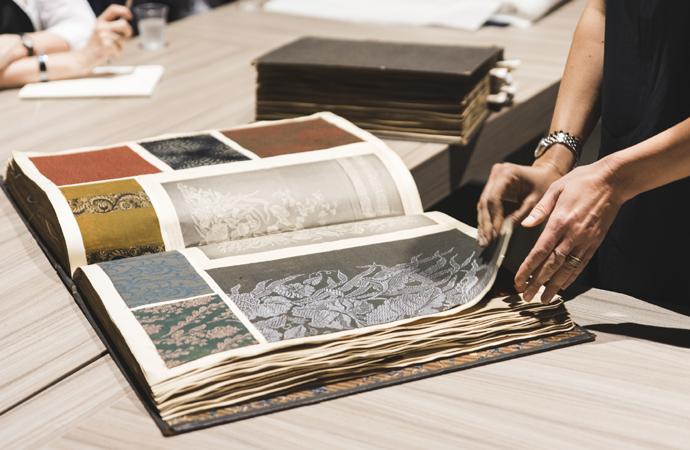 Archivi tessili online, Prato presenta il database