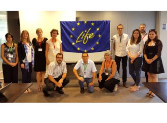 Life Flarex Project: finissaggio amico dell'ambiente