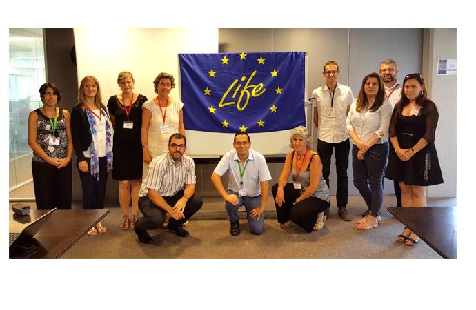 Life Flarex Project: finissaggio amico dell'ambiente
