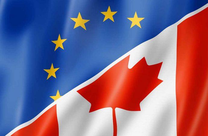 Ceta, Como plaude al libero scambio col Canada