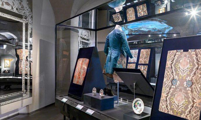 Museo del tessuto di Prato, Marini ancora presidente