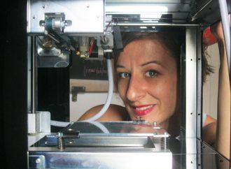Textile3D: Elena Ascari fa lezione