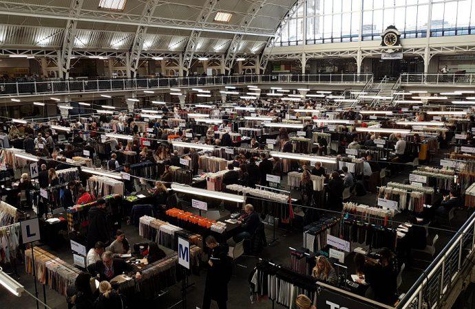 The London Textile Fair è ai nastri di partenza