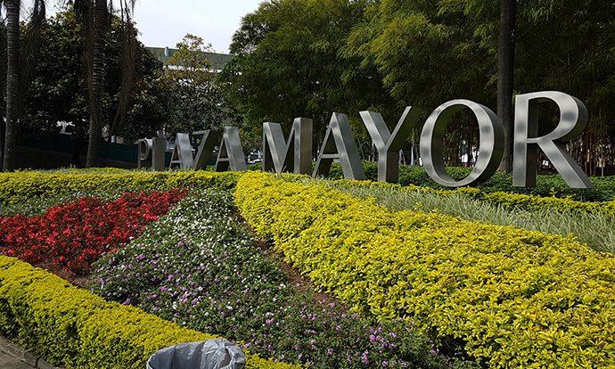 Plaza Mayor Medellin