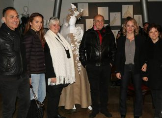 Moda Movie in visita ad AltaRoma