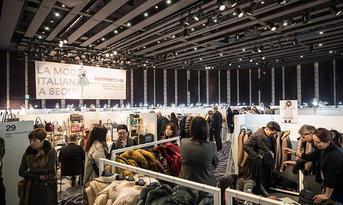 Moda Italiana a Seoul, edizione da grandi numeri
