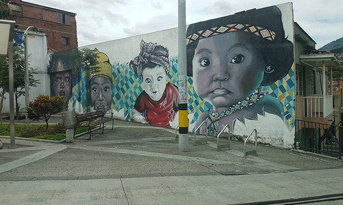 Murales Medellin