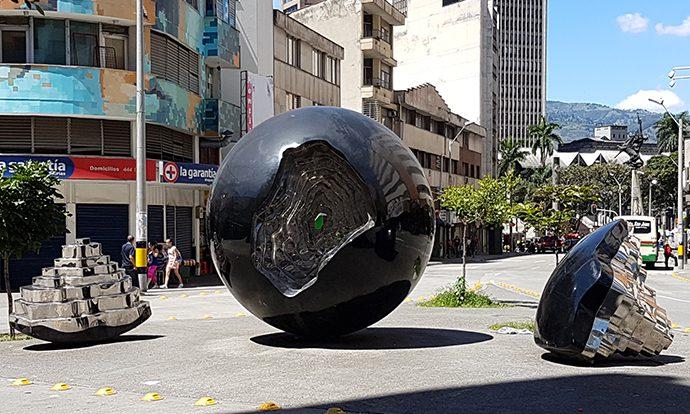 Arte moderna Medellin