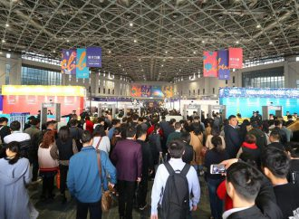 Chic Shanghai, another increase in visitor figures