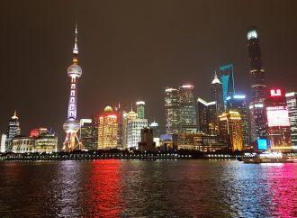 Shanghai – Cina <br> Se gli spazi non mancano…