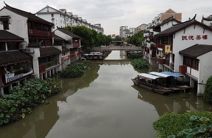 Città Vecchia Shanghai