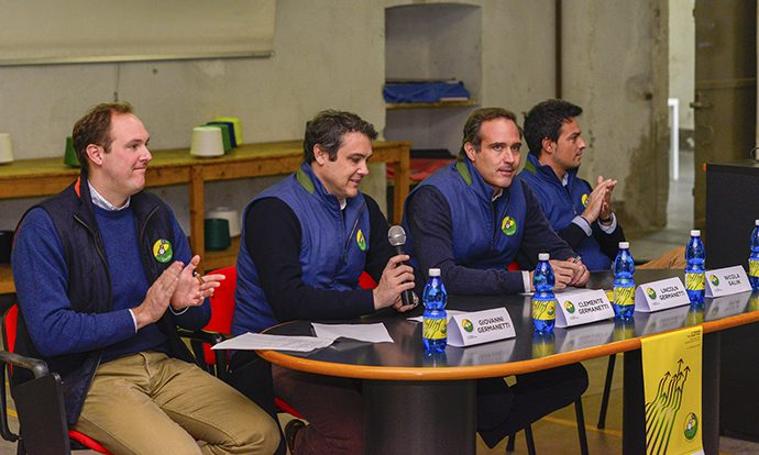 Trofeo Tollegno, in gara anche Martorana, il sarto dei vip