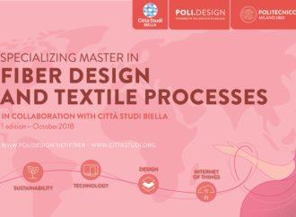 Master Universitario in fiber design and textile processes
