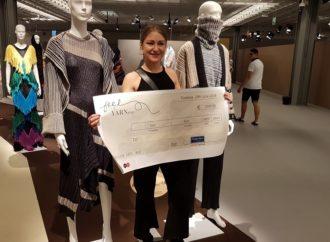 Feel the Yarn: il premio va a Londra