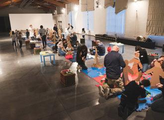 Remida torna al Museo del Tessuto