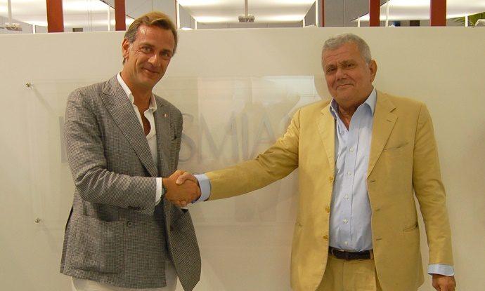 Clerici e Larusmiani, l'accordo porta nuove strategie