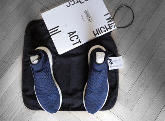 Il filato Tollegno nella scarpa 3D di Sandonini