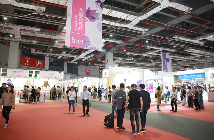 Tessile e Cina, ora tocca a Yarn Expo Autumn