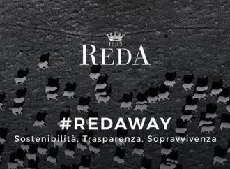La sostenibilità di Reda in mostra a Pitti Uomo