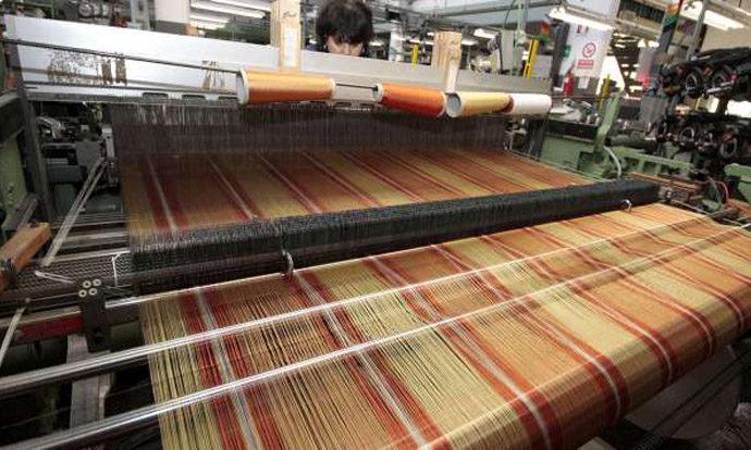 Biella: cresce la produzione industriale