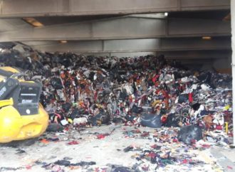 Prato, sequestrato un impianto di trattamento rifiuti tessili