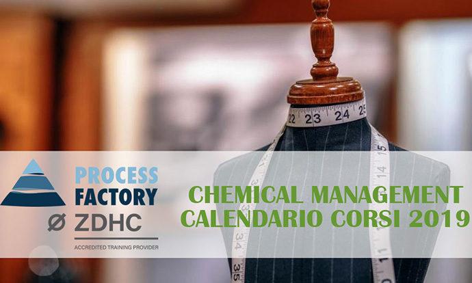 La filiera tessile forma i suoi chemical manager