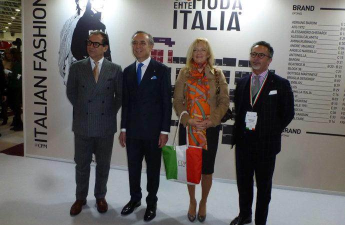 CPM positivo anche per Ente Moda Italia