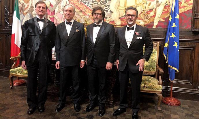 L'eleganza maschile italiana omaggiata a Mosca